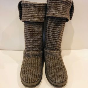 Wool knit Grey Ugg's